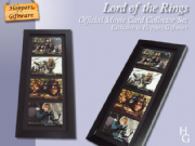 Lord Of The Rings Cast Signed & Framed - Authentic Movie Card Collector Set